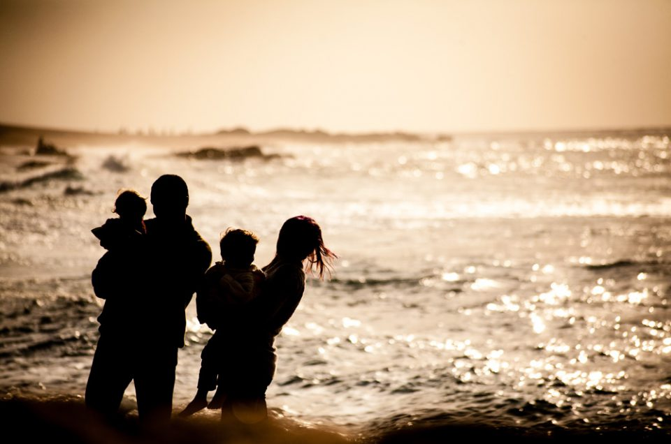 Beach Family Photos | The Barbours